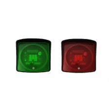 MINI SEMAFORO ROSSO O VERDE A LED MS-VR