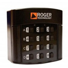 SELETTORE A TASTIERINO NUMERICO DA ESTERNO ROGER TECHNOLOGY H85/TDR/E