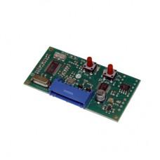RADIO RICEVENTE A 2 CANALI PER CENTRALINE DI COMANDO CANCELLI AUTOMATICI ROGER TECHNOLOGY H93/RX22A/I