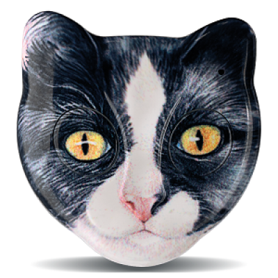RADIOCOMANDO UNIVERSALE 2 CANALI ZOOLOCK CAT PEPE